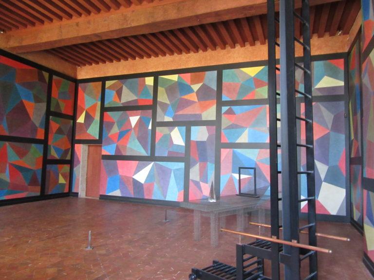 La Salle des Figures Géométriques